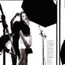 Claudia Schiffer - Elle Magazine Pictorial [United States] (July 1994) - 454 x 643
