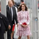 Prince William and Duchess Catherine visit Vancouver - Day 1
