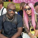 Lily Allen – Dior Homme Show SS 2019 at Paris Fashion Week - 454 x 346