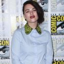 Katie McGrath – 'Supergirl' Photocall at 2018 Comic-Con in San Diego - 454 x 776
