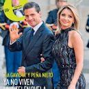 Angelica Rivera and Enrique Peña Nieto - 387 x 435