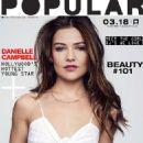 Danielle Campbell – Popular TV Magazine (March 2018)