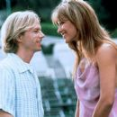Sophie Marceau and David Spade