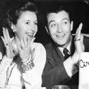 Barbara Stanwyck and Robert Taylor