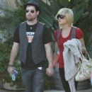 David Cook and Kimberly Caldwell