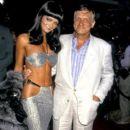 Hugh Hefner and Carrie Lee