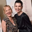 Julianna Margulies and Samantha Mathis – 'The Seagull' Premiere in New York - 454 x 672