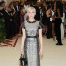 Michelle Williams – 2018 MET Costume Institute Gala in NYC - 454 x 682