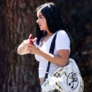 Ariel Winter – In Shorts Out and About in LA - 454 x 681