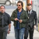 Matthew McConaughey visits 'Jimmy Kimmel Live' Hollywood Ca January 24, 2017 - 412 x 600