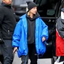 Hailey Baldwin and Justin Bieber – Out for lunch in New York