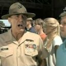 R. Lee Ermey as Sergeant Major Bougus in Space: Above and Beyond (1995 - 454 x 340