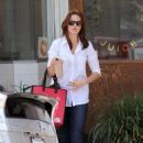 Mandy Moore - Out And About In Beverly Hills - July 20, 2010