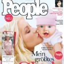 Christina Aguilera - People Magazine Cover [Germany] (12 March 2015)
