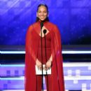 Alicia Keys At The 61st Annual Grammy Awards - Show - 399 x 600