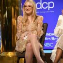 Dakota Fanning – 2019 Golden Globe Nominations held at Beverly Hilton Hotel