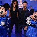 Cindy Bruna – Disneyland 25th Anniversary Celebration in Paris - 454 x 628