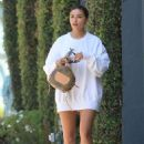 Olivia Culpo – Shopping at Bottega Veneta in West Hollywood - 454 x 680