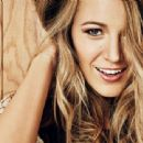 Blake Lively Harpers Bazaar China Magazine July 2015