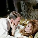 Frank Sinatra and Raquel Welch
