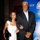 Julius Erving and Dorys Madden - 400 x 600