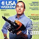 Matt Lauer  -- USA Weekend - March 2008 issue