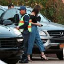 Dakota Johnson – Arrives at Soho House in Malibu