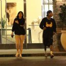 Kylie Jenner – Night out in Calabasas - 454 x 386