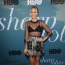 Anna Camp – 'Sharp Objects' Premiere in Los Angeles - 454 x 649