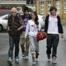 Cher Lloyd and Zayn Malik - 454 x 363