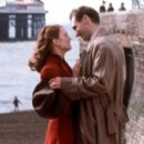 Julianne Moore and Ralph Fiennes
