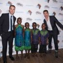 Taylor Kitsch- November 20, 2014- 6th Annual African Children's Choir Changemakers Gala