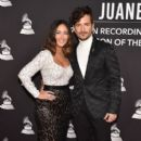 Karla Monroig and Tommy Torres: The Latin Recording Academy's 2019 Person Of The Year Gala Honoring Juanes - Arrivals