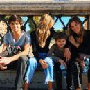 Marco, Marcela, Lorenzo and Manoela - 454 x 340