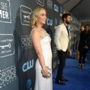 Emily Blunt and John Krasinski : The 24th Annual Critics' Choice Awards