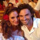 Mariana Seoane and Iván Sánchez