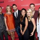Emily Osment Crackle Sequestered Cleaners Premieres In West Hollywood