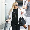 Lindsay Lohan - Equinox Gym in West Hollywood, 10-01-11