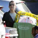 Sandra Bullock's Baby Item Stock Up