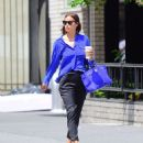 Irina Shayk – Out in New York