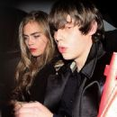 Jake Bugg and Roxy Horner