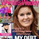 Sarah Ferguson - Woman's Weekly Magazine Cover [New Zealand] (31 July 2017)