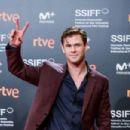 Chris Hemsworth-  Red Carpet - Closure Gala - 66th San Sebastian Film Festival