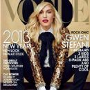 Gwen Stefani Vogue US January 2013