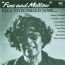 """Fine and Mellow"": Ella Fitzgerald Jams"