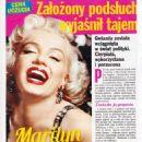 Marilyn Monroe - Nostalgia Magazine Pictorial [Poland] (January 2016)