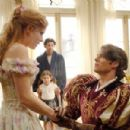Left to right: AMY ADAMS, RACHEL COVEY, PATRICK DEMPSEY, JAMES MARSDEN in ENCHANTED ©Disney Enterprises, Inc. All rights reserved. Photo Credit: BARRY WETCHER/SMPSP - 454 x 301