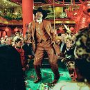 Chris Tucker struts his stuff in New Line Cinema's Rush Hour 2 - 2001