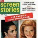 Samantha Eggar - Screen Stories Magazine [United States] (September 1966)