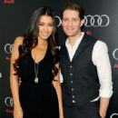Matthew Morrison and Renee Puente - 428 x 594